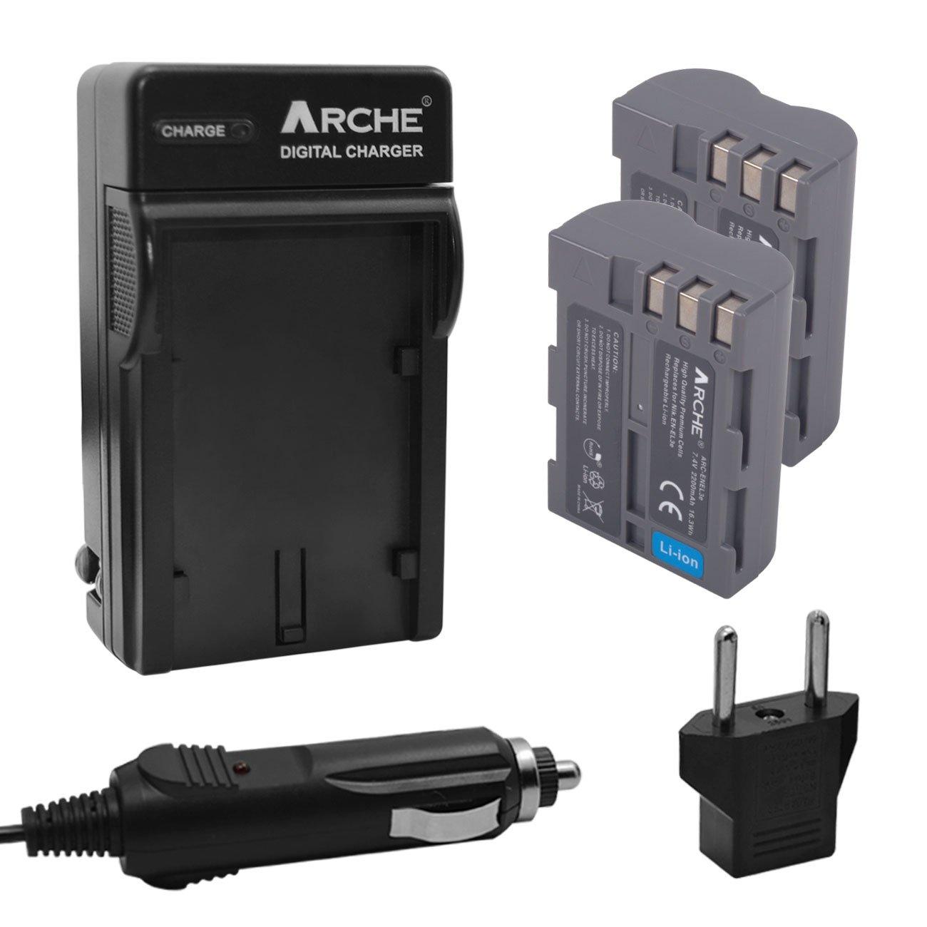 Arche de alta capacidad batería de repuesto (2 unidades) y ...