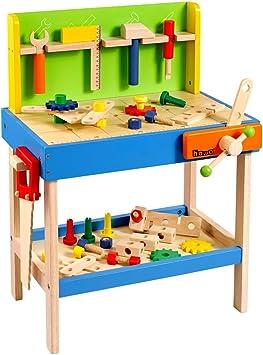 banco de trabajo de juguete ikea