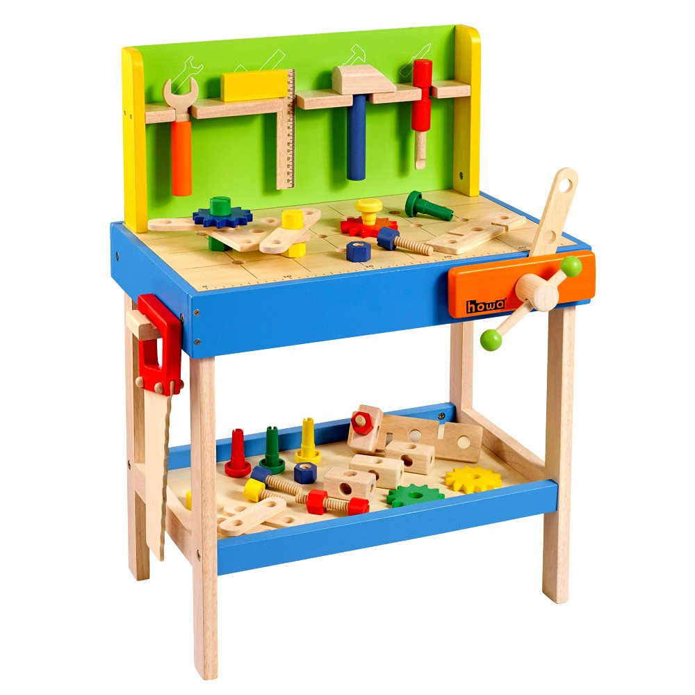 Kinder-Werkbank - Howa Profi Kinderwerkbank