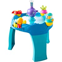 Lamaze 3-in-1 Airtivity Center - Developmental Activity Center Grows with Baby - Features Floor Play, Table Play & Game…