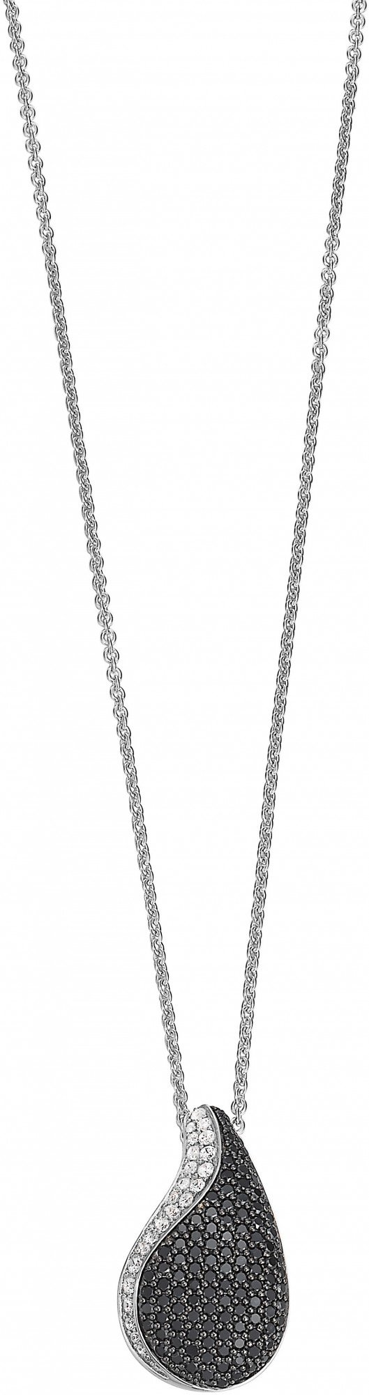 Esprit Collection Jewelry Peritau ELNL92231A800 Necklace for her Rhodanized Sterling Silver