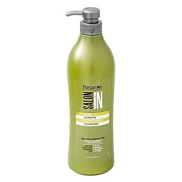 RECAMIER 34332 Keratin Shampoo Damage Repair | Champu De Keratina 33.3 OZ