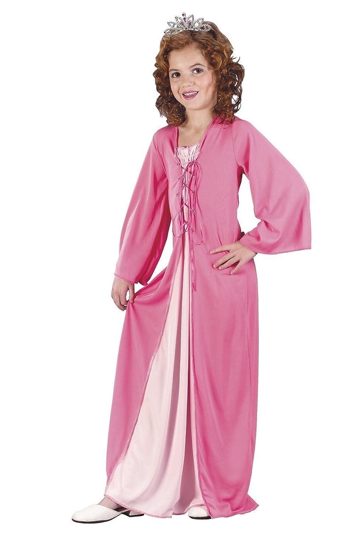 Amazon.com: Fun World Pink Renaissance Princess Girl Kids Halloween ...