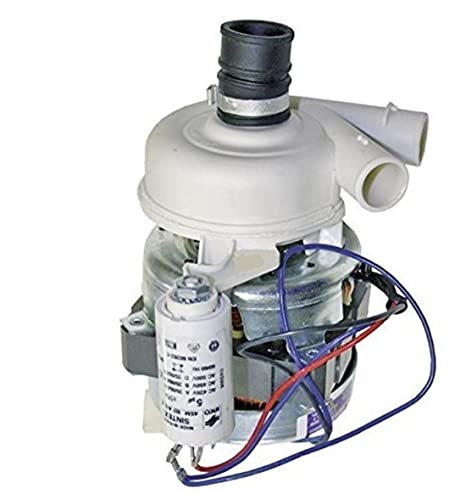 Bomba Motor lavavajillas Indesit Ariston 076627 Original CD ...
