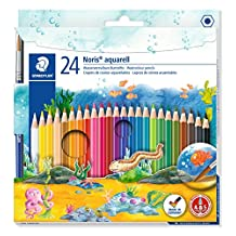 Set 144 10NC24 24 colors Staedtler Noris Club colored pencil watercolor (japan import)