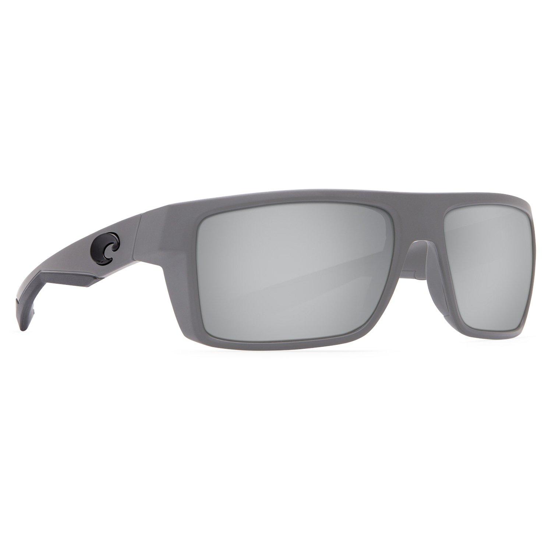 Amazon.com: Costa Matte Gray/Gray MOTU 580p anteojos de sol ...