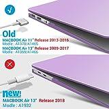 iBenzer MacBook Air 11 Inch Case, Soft Touch Hard