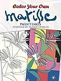 Color Your Own Matisse Paintings, Muncie Hendler, 0486400301