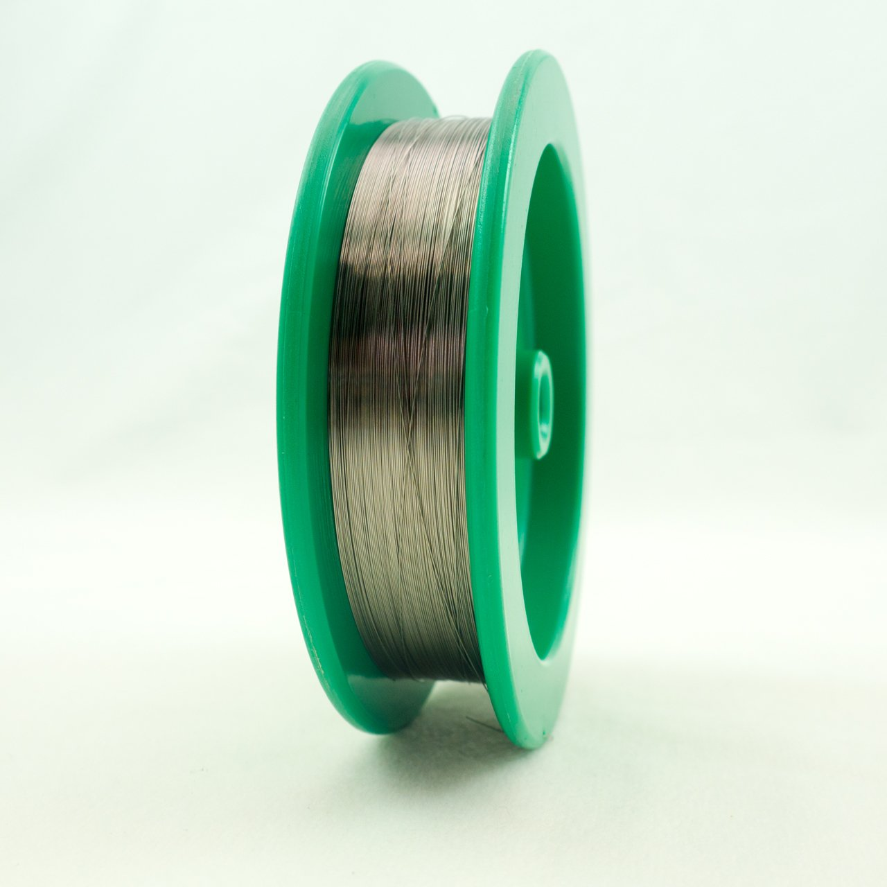 0.0100'' (0.254 mm) Diameter 99.95% Tungsten Fine Wire, 100 meter/spool, cleaned and straightened by Midwest Tungsten Service (Image #1)