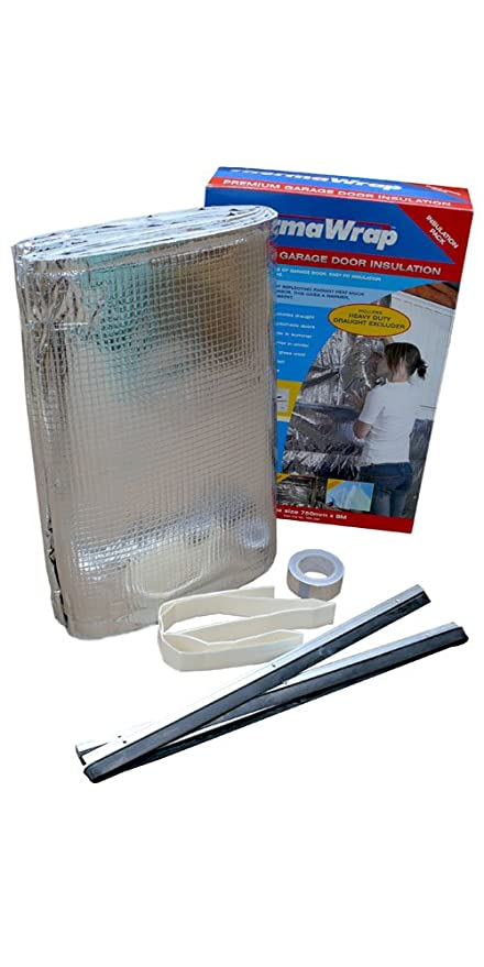 Thermawrap Premium Garage Door Kits For Use On Inner Side Of Garage