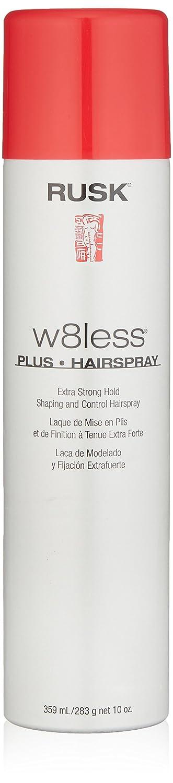 Rusk W8Less Plus Hairspray 250 g (並行輸入品) B002I9LJ74