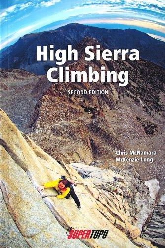 High Sierra Guide - High Sierra Climbing