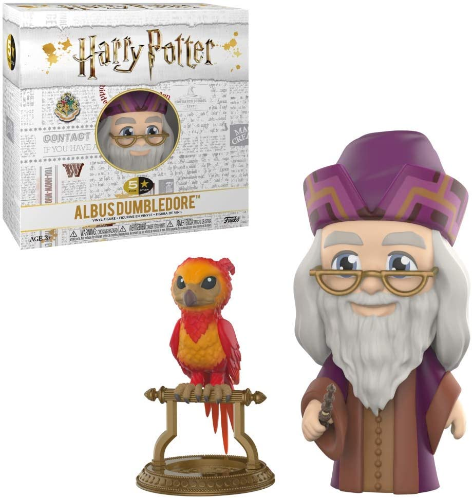 Funko 5 Star: Harry Potter - Albus Dumbledore, Multicolor