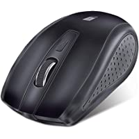 iBall FreeGo G20 High Speed Wireless Optical Mouse, Black