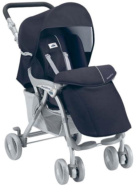 Cam - Cochecito de bebé, modelo Portofino 822 Blu/Grigio (col 27 ...