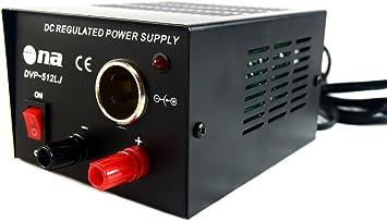 3 AMP 13.8V POWER SUPPLY