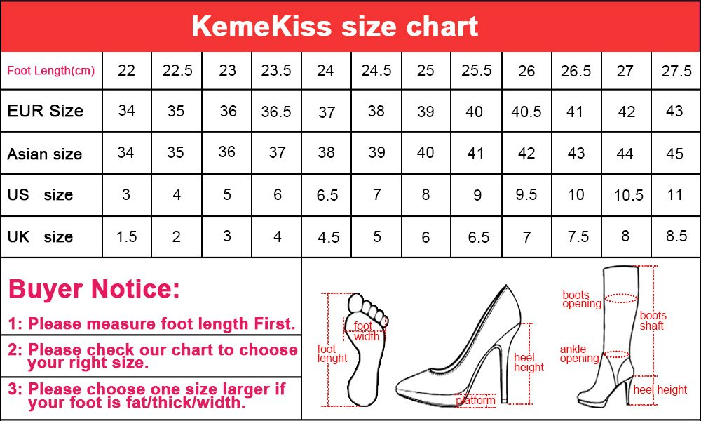 KemeKiss Women Retro Low Heel Fall Shoes Pull On Short Slouch Boots K71242-5A-US
