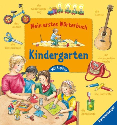 Mein erstes Wörterbuch: Kindergarten