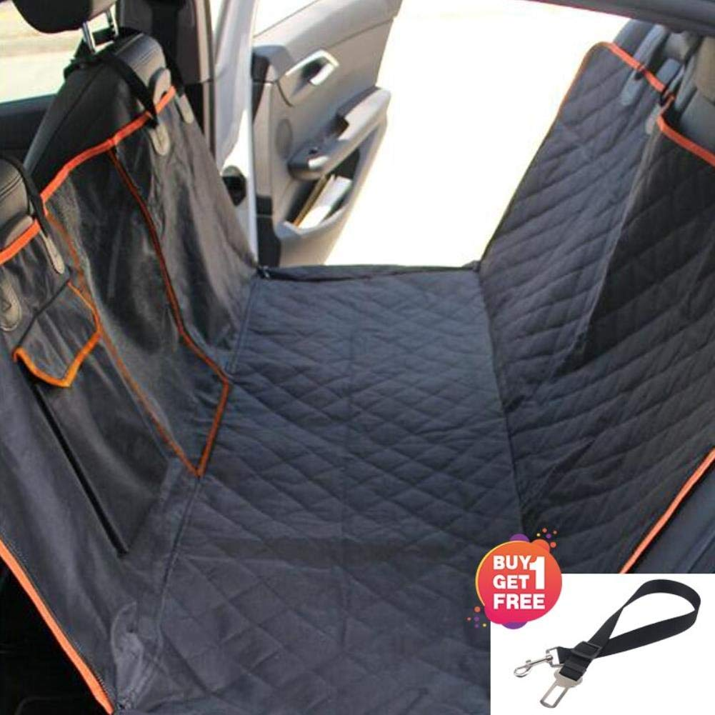 CAWAYI KENNEL Dog Carriers Waterproof Rear Back Pet Dog Car Seat Cover Mats Hammock Predector transportin perro autostoel Hond
