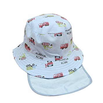 150b300a6b9e2 アダ二ナ)Adanina ベビー用ハット つば広 赤ちゃんキャップ キッズ 帽子 子供