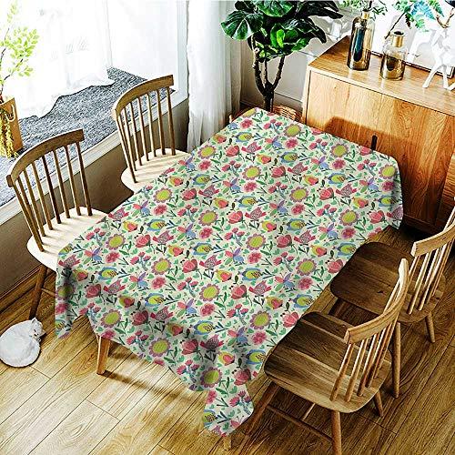 Dutch Flower Wholesale (familytaste Dutch,Wholesale tablecloths Doodle Style Flowers 50