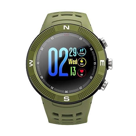 Teepao F18 GPS Reloj Inteligente Deportivo, Modo Multideportivo, IP68 a Prueba de Agua 1