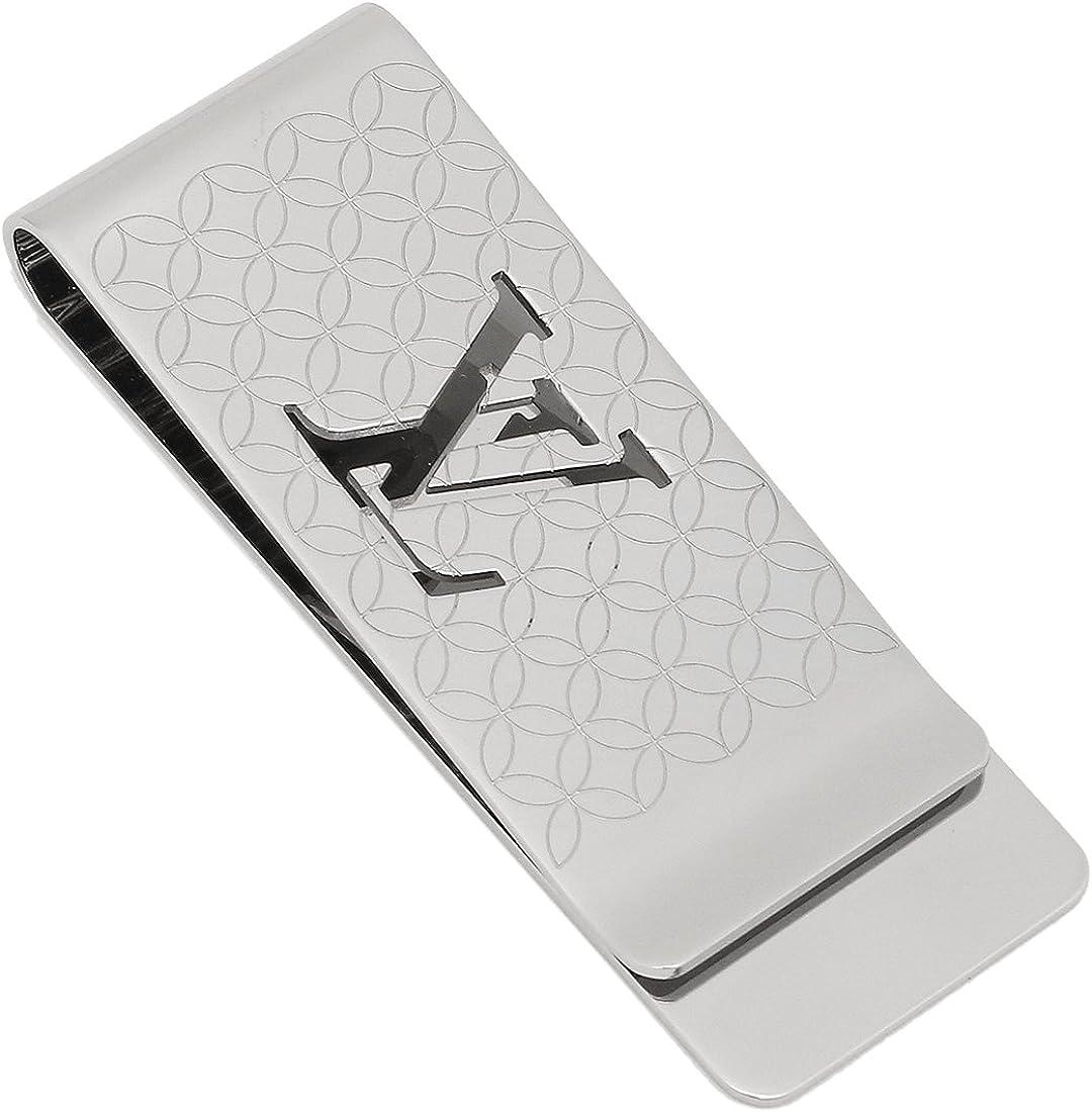有名ブランドのイニシャルを型抜きした、シンプルなタイプも。金属製であることも相まって、非常にスタイリッシュ&ラグジュアリーです。