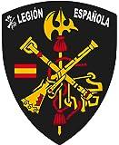 Artimagen Pegatina Escudo Pico Logo legión Color 40x60 mm.