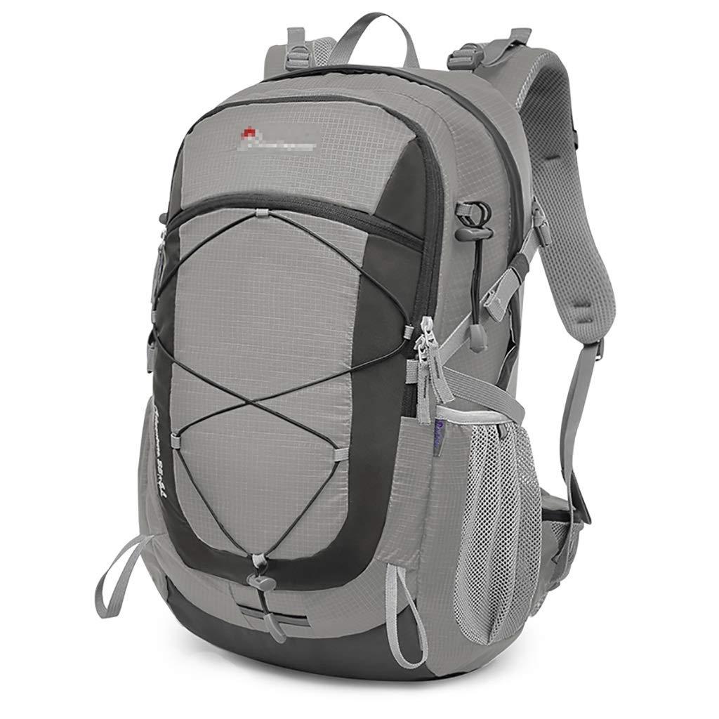 アルパインパック バックパックアウトドアスポーツ登山バッグスポーツバックパックユニセックス多機能バックパック容量40L (色 : K k)  K k B07HC4SFKG