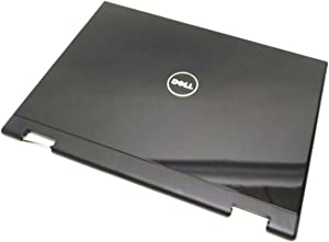 """Genuine Dell NXD61 F848N G852C Vostro 1510 1511 1520 2510 Black 15.4"""" LCD Black Cover Rear Lid Compatible Part Numbers: NXD61, F848N, G852C"""