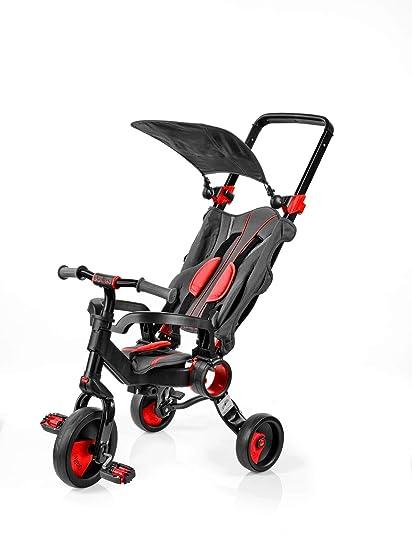 Amazon.com: Galileo - Cochecito plegable 2 en 1 y triciclo ...