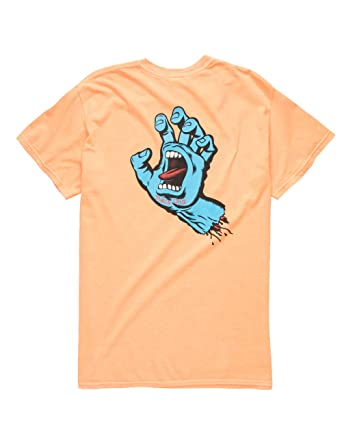 51b295454 Image Unavailable. Image not available for. Color: Santa Cruz Screaming  Hand T-Shirt ...
