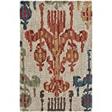 Surya Centennial CNT-1060 Transitional Hand Tufted 100% Wool Silver Cloud 2'6'' x 8' Global Runner