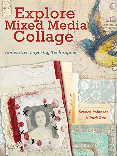 Explore Mixed Media Collage: Innovative Layering Techniques