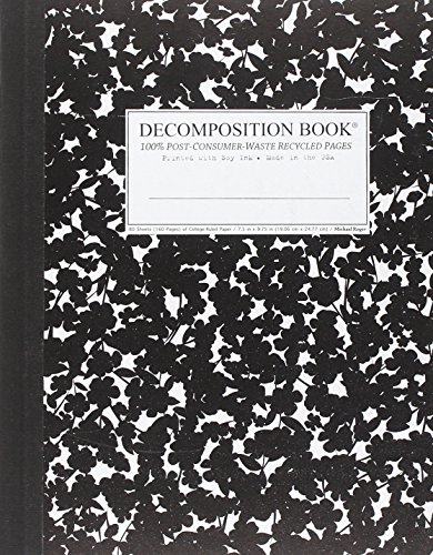 100 Page Composition Book - 3