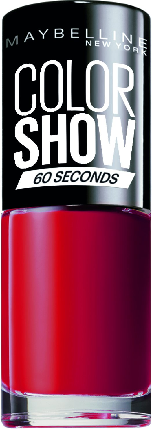 Maybelline New York Color Show Smalto Asciugatura Rapida, 17 Smoky Rose B2743701