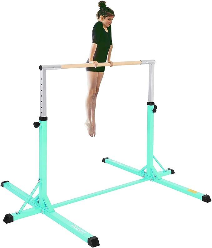 Gymnastik Bar Kind Folding Junior Training Erweiterbare Kip Bar für 3-7 Jahre