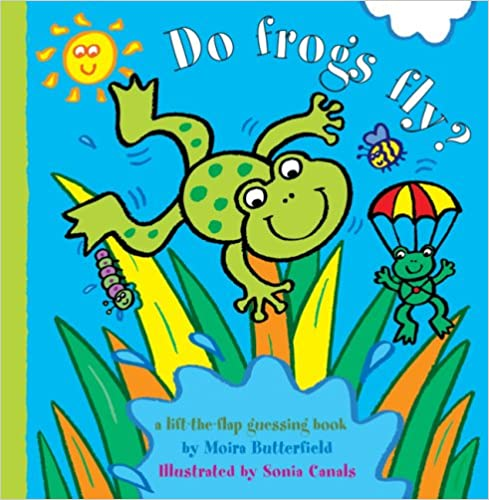 ¿Es seguro descargar libros de audio gratis?Do Frogs Fly? (Animal Flappers Books) by Moira Butterfield PDF