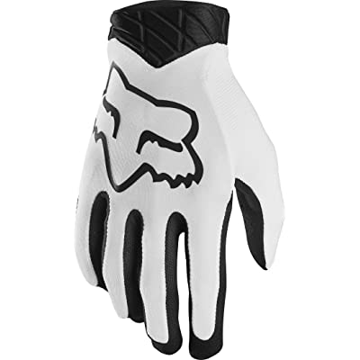 2020 Fox Racing Airline Gloves-White-S: Automotive