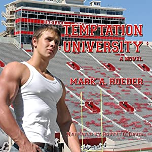 Temptation University Audiobook