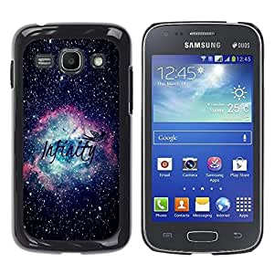 Design for Girls Plastic Cover Case FOR Samsung Galaxy Ace 3 Infinity Space Awe Inspiring OBBA