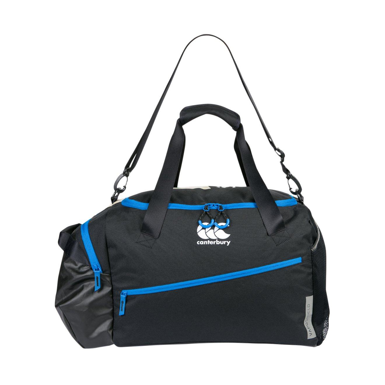 (Anthracite, One Size) - Canterbury 2018-2019 England Rugby Medium Sports Bag (Anthracite)   B07D1HK3B8