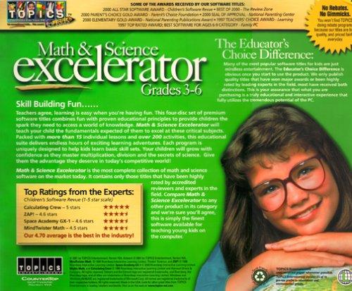 com educator s choice math science excelerator grades