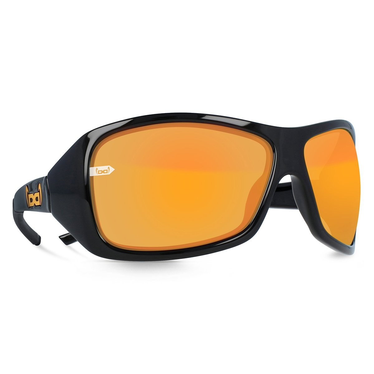Gloryfy unbreakable eyewear Sonnenbrille G10 happyday, schwarz