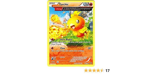 Uncommon Pokemon XY Primal Clash M//NM English x4 Torchic 26//160