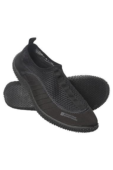 0c556f5a6ff9 Mountain Warehouse Bermuda Men s Aqua Shoe - Easy Slip On Water Shoes