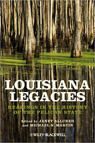 Amazon louisiana legacies readings in the history of the louisiana legacies readings in the history of the pelican state 1st edition kindle edition fandeluxe Image collections