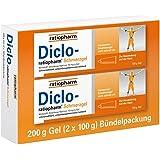 Diclo-ratiopharm Schmerzgel 2X100 g