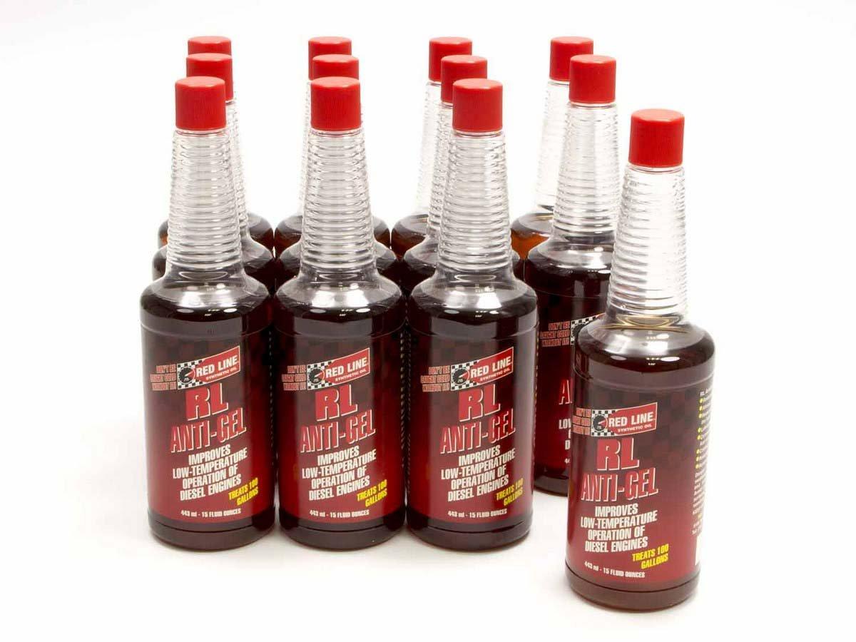 Redline Oil Fuel Antifreeze 15.00 oz Case of 12 P/N 71223
