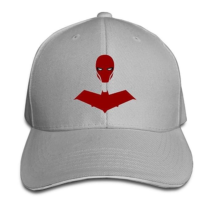Jason Todd Mask And Symbol Baseball Hat Style Sandwich Cap Caps At